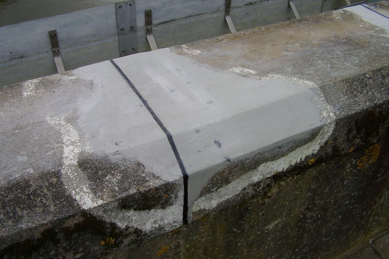 2. Ricostruzione con Belzona 4111
