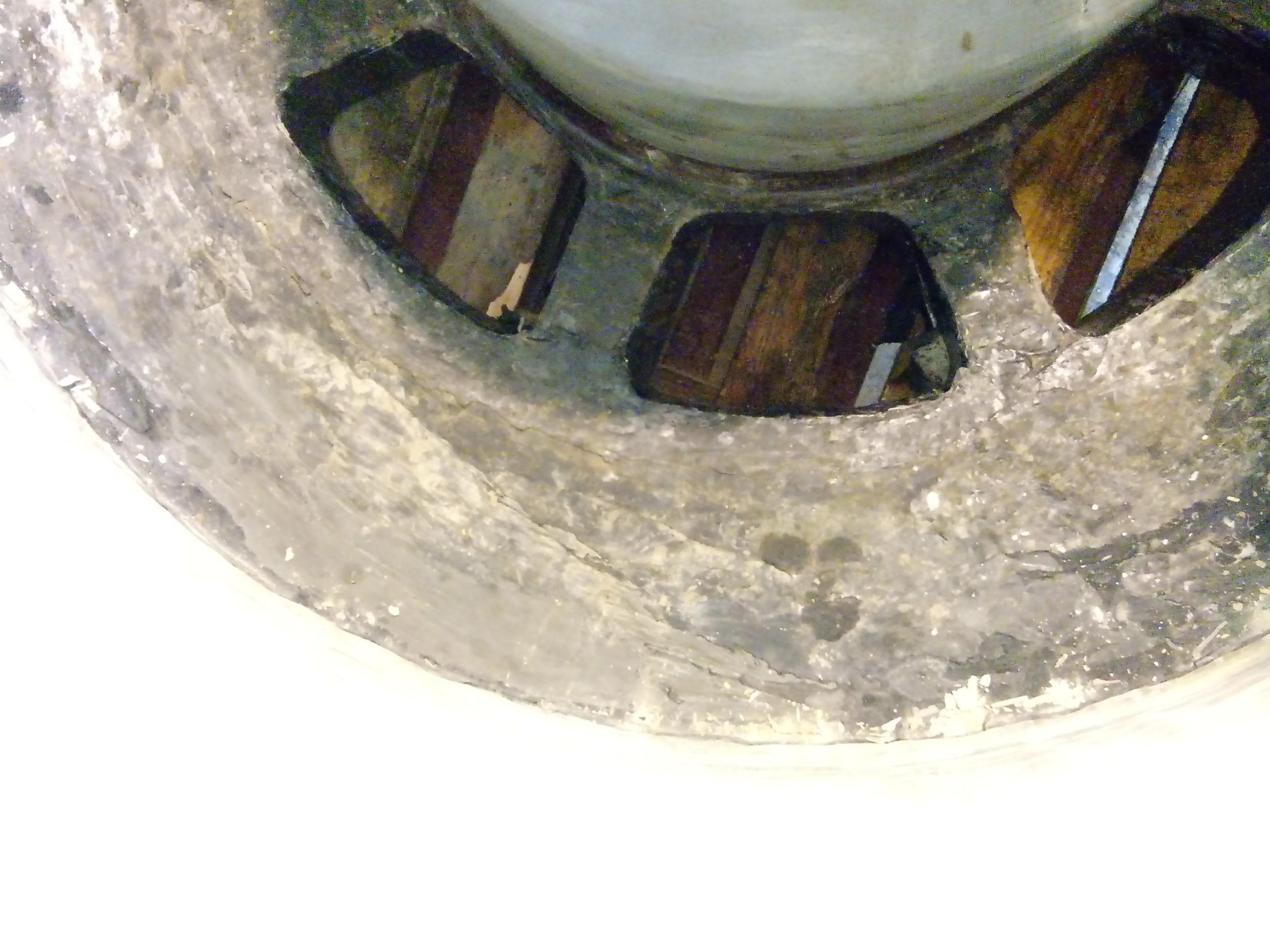 5. Tamburo impianto di desolforazione