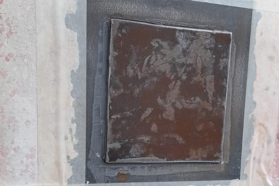 6. Cold bonding con Belzona 1161