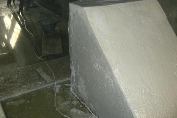 6. Ricostruzione con Belzona 4141