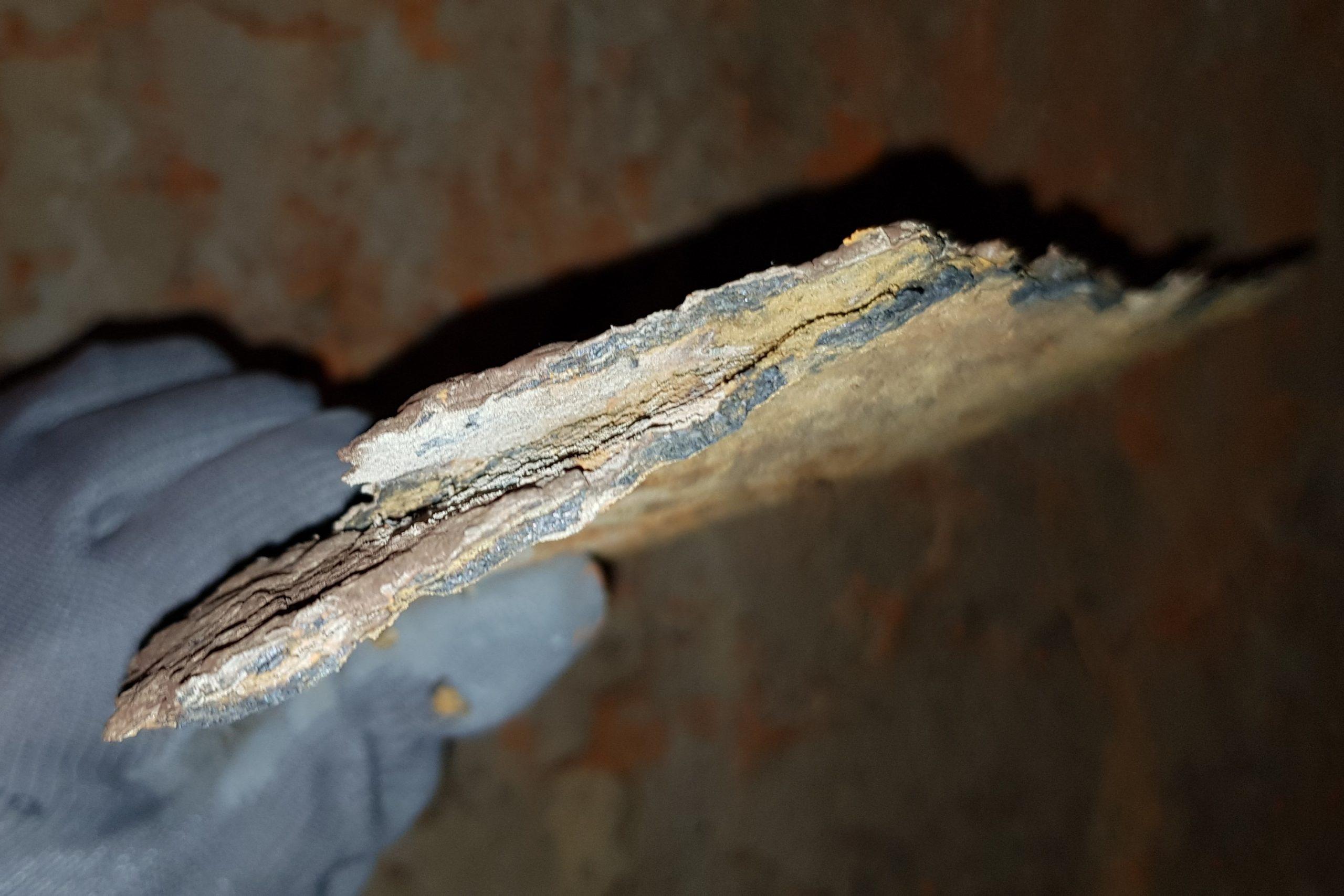 7. Deterioramento erosivo corrosivo