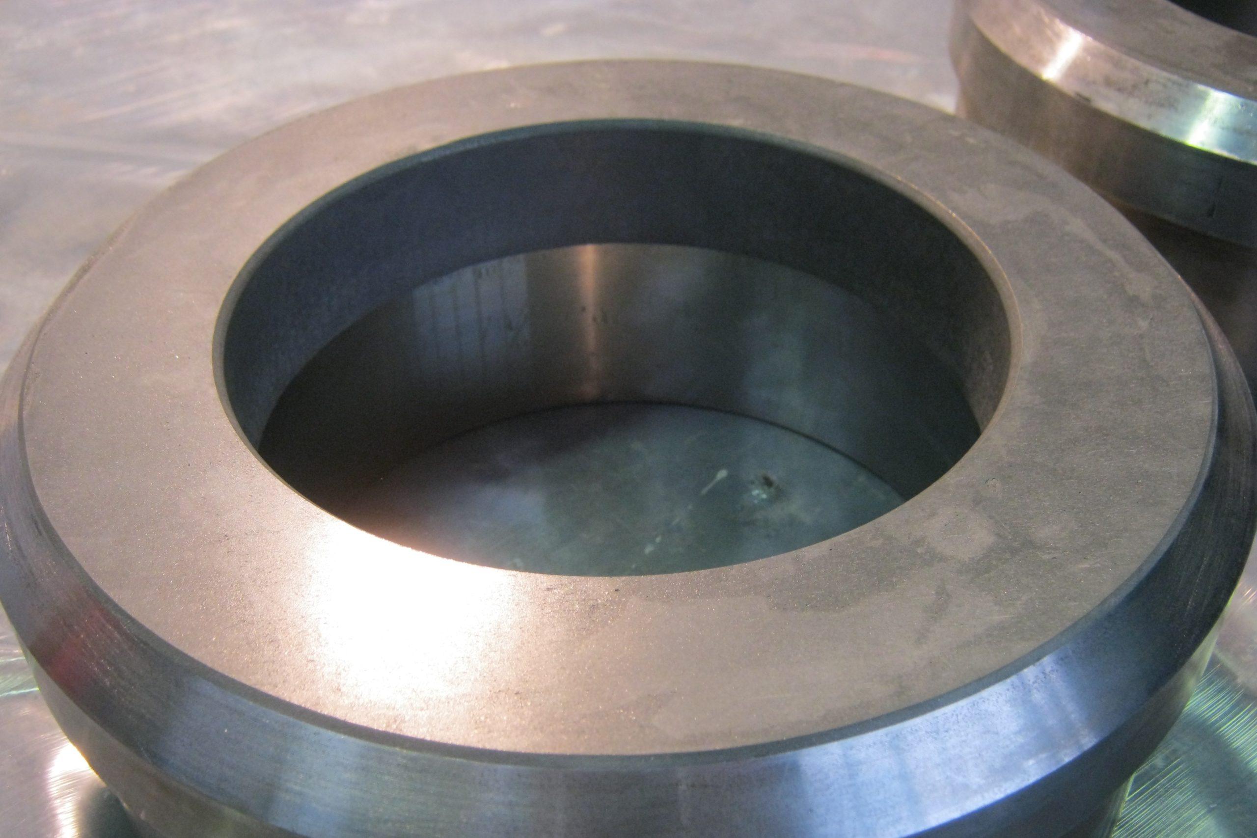 Belzona 1131 - Lavorazione meccanica superifici di accoppiamento 2